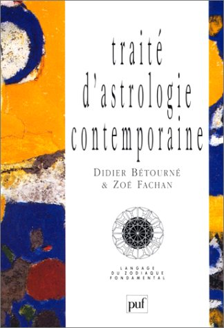 Traité d'astrologie contemporaine