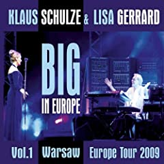 Big In Europe, Vol. 1 (Live 2009 Warsaw)