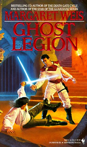 Ghost Legion (Star of the Guardians, Vol 4), Margaret Weis
