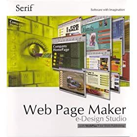 Web Page Maker المواقع بسهوله