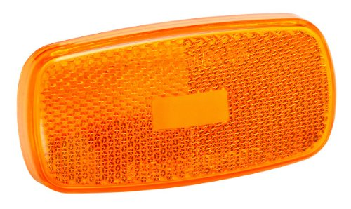Bargman 34-59-012 #59 Series Amber Clearance Light Replacement Lens