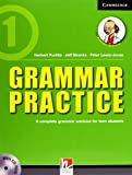 Grammar Practice Level 1 Paperback with CD-ROM: A Complete Grammar Workout for Teen Students
