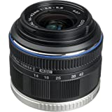 Olympus M.Zuiko Digital 14-42mm f3.5-5.6 II Lens (Black)