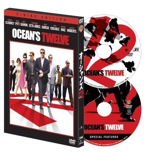 Ocean S Twelve [Box Set] [Alemania] [DVD]