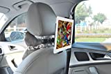 iEazy Headrest Car Mount Holder Stand Handsfree Cradle for Tablet PC