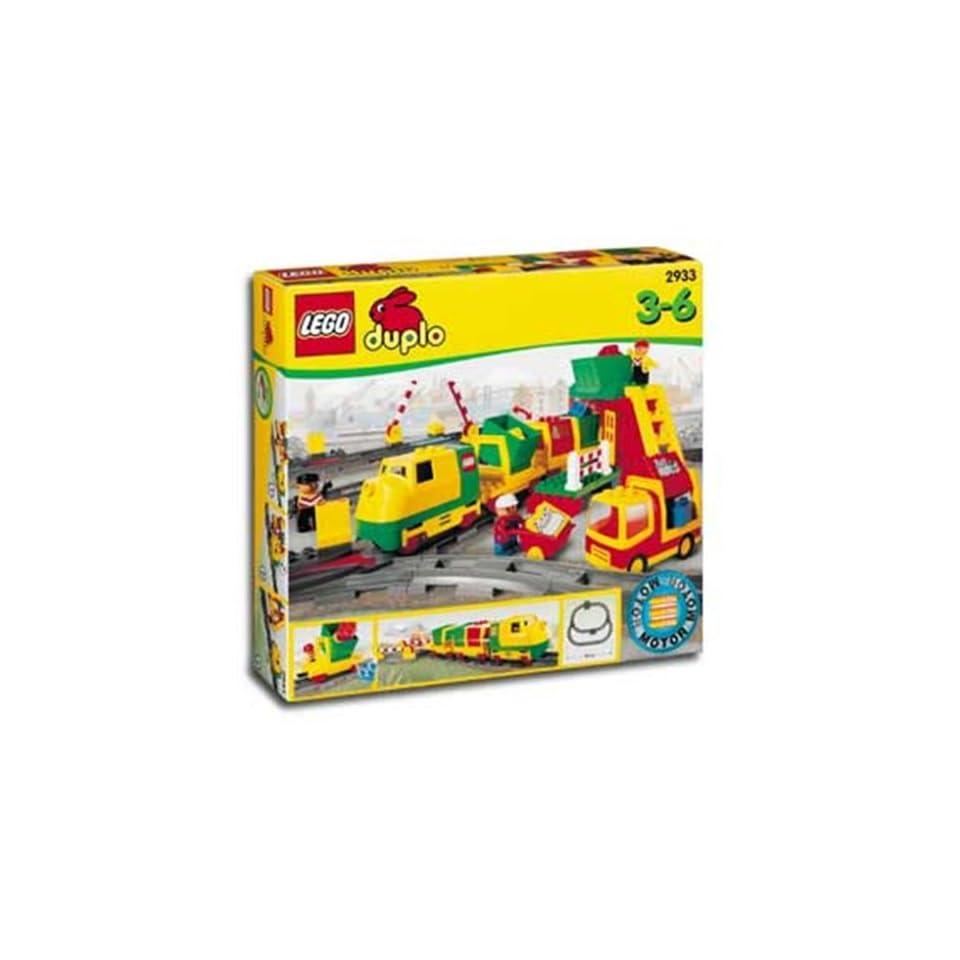 Lego 2933 Eisenbahn Super Set Spielzeug On Popscreen