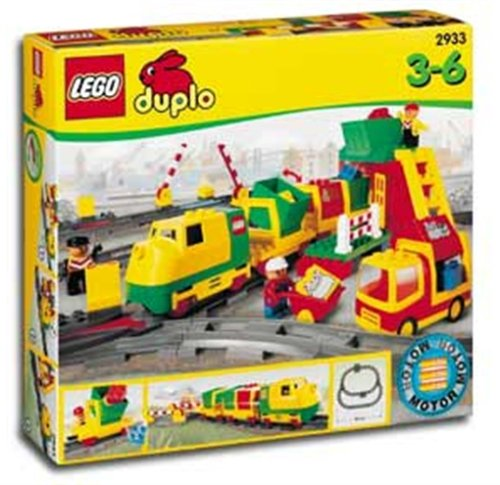 LEGO 2933 - Eisenbahn Super Set