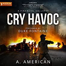 Cry Havoc Audiobook by A. American Narrated by Duke Fontaine