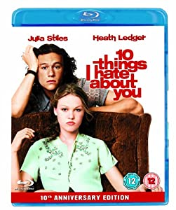 10 Things I Hate About You [Blu-ray] [Import anglais]
