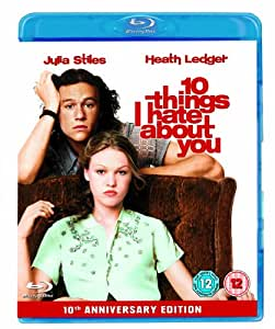 10 Things I hate about you 10th Anniv BD [Reino Unido] [Blu-ray]