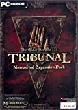 echange, troc Morrowind, The Elder Scrolls III : Tribunal (Add on)