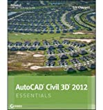 img - for [(AutoCAD Civil 3D 2012 Essentials )] [Author: Eric Chappell] [Jul-2011] book / textbook / text book