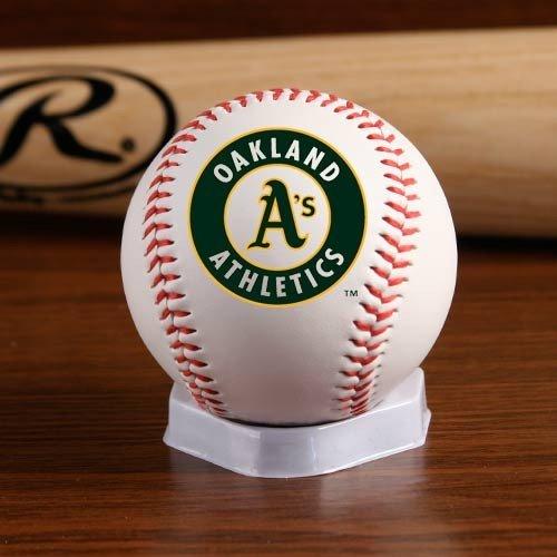 MLB Oakland Athletics Team Logo Baseball