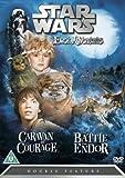 Star Wars: Ewok Adventures - Caravan of Courage / The Battle for Endor [DVD]