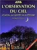echange, troc Ridpath - L'Observation du ciel, 2e édition