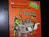 Ernie the Cave King and Sherlock the Smart Person in The Invention of Paper (Sesame Street)