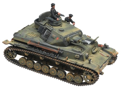 Buy Low Price Forces of Valor German Panzer IV Ausf. F – Eastern Front, 1941 Figure (B0006O6E4Q)
