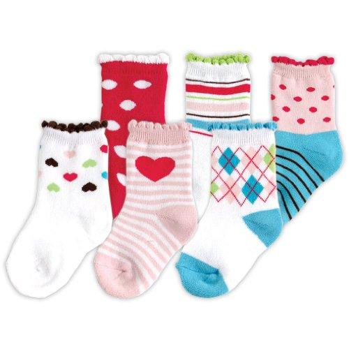 Toddler Girls Socks