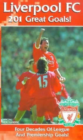 Liverpool Fc/201 Great Goals [VHS]