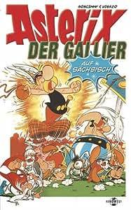 Asterix der Gallier (Dialekt Sächsisch) [VHS]