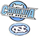 North Carolina Tar Heels Slider Clip with Golf Ball Marker