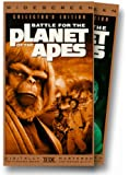 Planet of the Apes Collection (Widescreen Edition) [VHS]