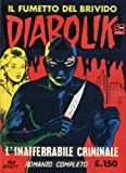 DIABOLIK (2): L'inafferrabile criminale (Italian Edition)
