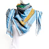 Premium Hand Loomed Cotton Shawl 47