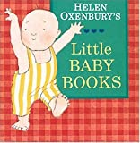 Helen Oxenbury's Little Baby Books Boxed Set: (I Can/I Hear/I See/I Touch)