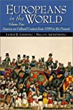 img - for Europeans in the World: Sources on Cultural Contact, Volume 2 (from 1650 to the Present) book / textbook / text book