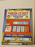 Check-it-out: Calculator cash register activity book grades 1-3 (Pretend & play) by Gonzalez-Granat, Olga published by Learning Resources (1996) [Workbook]