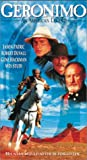 Geronimo - An American Legend [VHS]