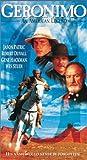 Geronimo - An American Legend [VHS]