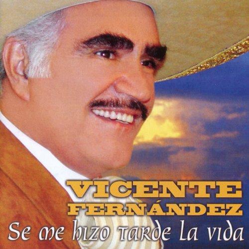 Vicente Fernandez - La Diferencia Lyrics - Zortam Music