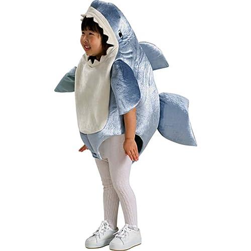 Rubies Costume Deluxe Shark Romper Costume