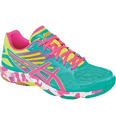 Buy ASICS Ladies Gel Flashpoint 2 Volley Ball Shoe by ASICS