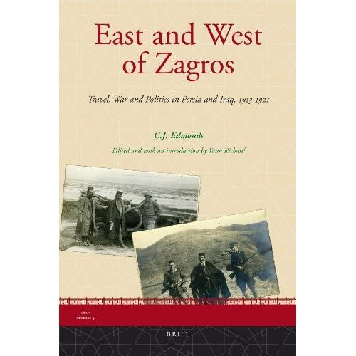 East and West of Zagros Edmonds, Yann Richard