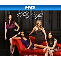 Pretty Little Liars: The Complete Third Season [HD]