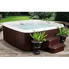 Lifesmart Rock Solid Hydromaster 7 Person Spa With 30 Jets by Lifesmart