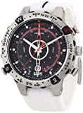 Timex Expedition T49861AU E Instruments Gents Watch Quartz Analogue with Multicolour Dial and White Silicone Strap