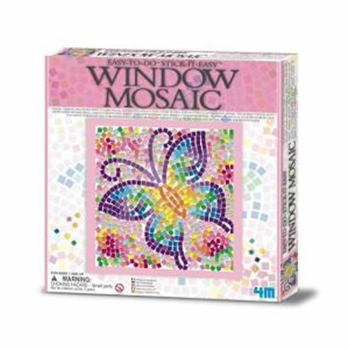 Windows Mosaik Bastelset Schmetterling