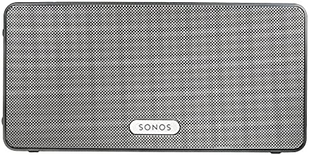 Sonos Play:3 Lettore All-in-One, Wireless, Controllabile da Smartphone, Tablet e PC, Bianco