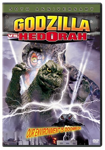 Godzilla Vs Hedorah [DVD] [Region 1] [US Import] [NTSC]