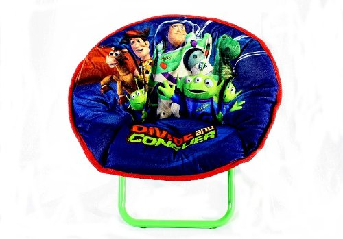 Toy Story-Disney Pixar Kid's Foldable Mini Saucer Chair