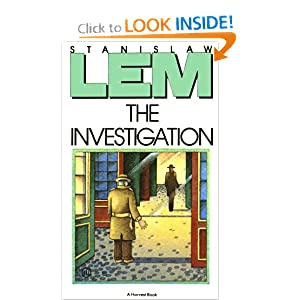The Investigation by Stanislaw Lem and Adele Milch