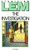 The Investigation (0156451581) by Lem, Stanislaw