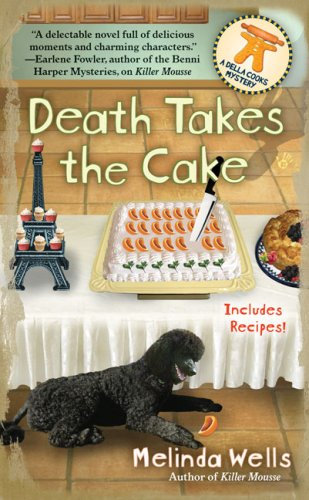 Image of Death Takes the Cake (Della Cooks Mystery)