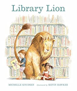 Cover of &quot;Library Lion&quot;