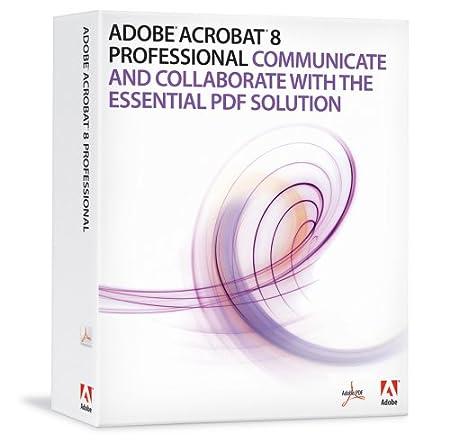 Adobe Acrobat 8.0 Professional [OLD VERSION]