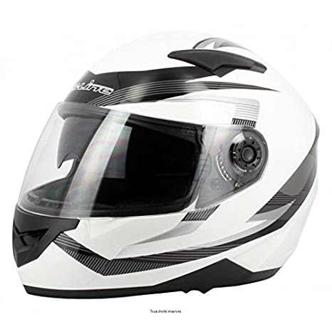 S-Line - Intégral S430 Blanc Noir XL - IDV2G1105